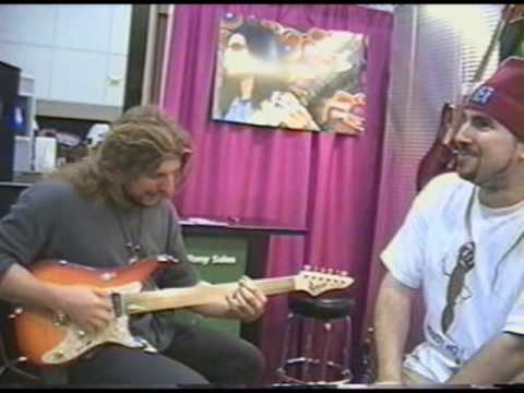 Namm 98 - Marcos De Ros, Ron Thal (Bumblefoot), Rob Johnson and more!