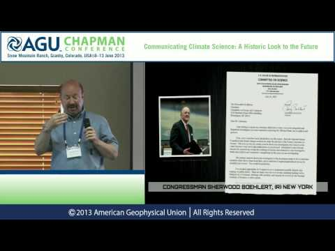 AGU Chapman Conference -- Climate Science: Michael Mann