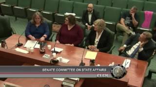 Ann Elder - SB6 Opposition Testimony