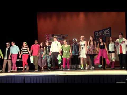 Rory Dunn - Godspell - Fredericksburg Academy 2012
