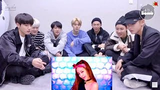 Download Lagu BTS REACTIONS TO BOOMBAYAH Gratis STAFABAND