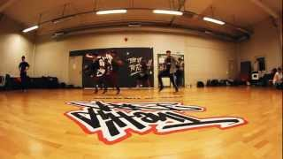 Choreografia: PAUL ROSS(US) THE HIP DROP (WINTER DROP 2013) DAY ONE - LEVEL 2