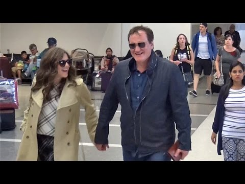 Quentin Tarantino Heads To Italy With GF, Is Not Interested In Caitlyn Jenner Frenzy