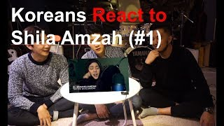 "Download Lagu Koreans Guys React to Shila Amzah's ""LAST DANCE"" Gratis STAFABAND"