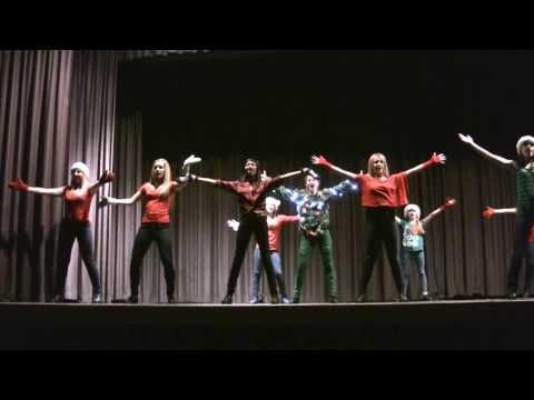 Rockin' Around The Christmas Tree - Sloane's Tap Performance
