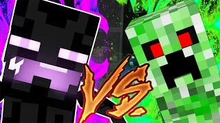 HILARIOUS RAGE QUIT INDUCING GAME! - Minecraft MONSTERS INDUSTRIES - 2VS2 MONEY WARS SHOWDOWN