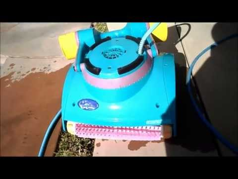 Maytronics-Dolphin pool cleaner. Dolphin Diagnostic