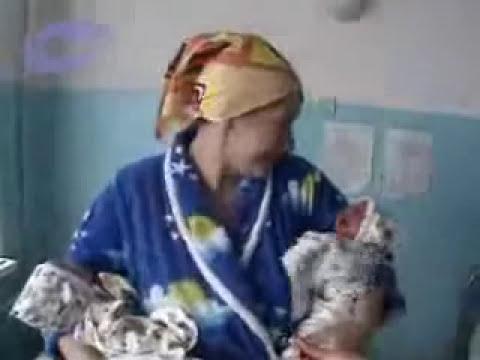 Женщина родила десятерых доношенных детей