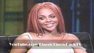 Lil' Kim Interview (2002)