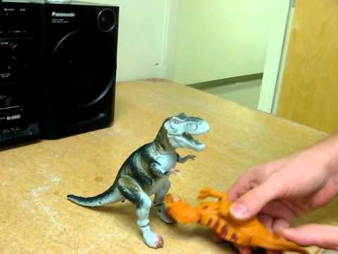 Toy Dinosaur Sex Positions video
