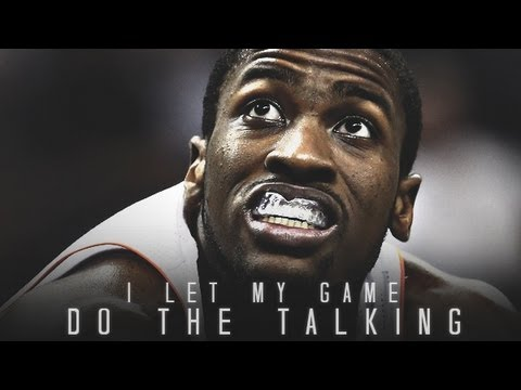 Michael Kidd-Gilchrist: I Let My Game Do The Talking