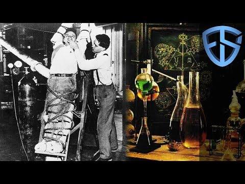Hullut tiedemiehet I Kuolemattomuutta ja mielenhallintaa etsimässä