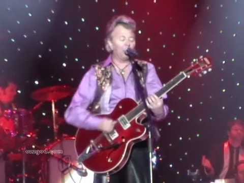 Brian Setzer - Stray Cat Strut/Mr. Grinch - December 16, 2009