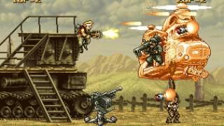 [TAS] Arcade Metal Slug 3 by zk547 in 24:27.8