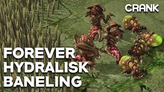Hydralisk Baneling forever - Crank's variety StarCraft 2