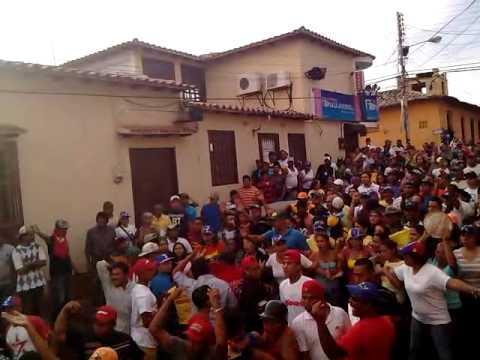 Un problema de elecciones en Venezuela, Tucupido estado Guarico
