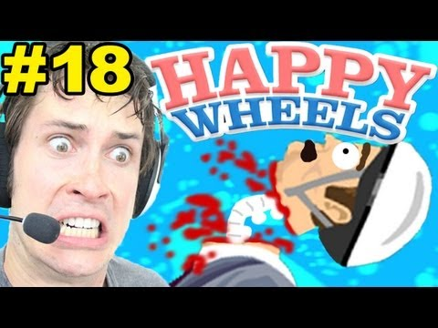 Happy Wheels – EPIC FAIL SESSION – Part 18