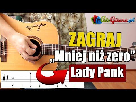 Jak Zagrać Na Gitarze: Lady Pank - Mniej Niż Zero