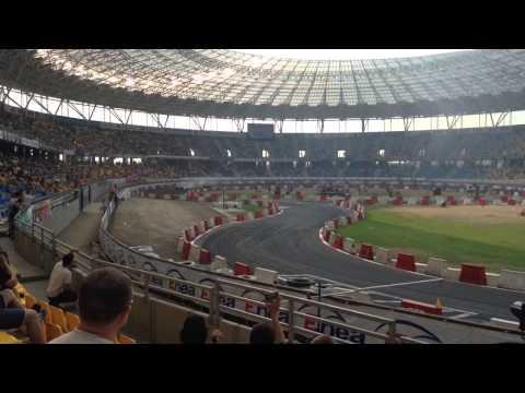 Kuba Przygoński vs. Grzegorz Hypki Drift Masters Grand Prix Toruń 20.07.2014