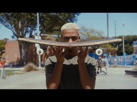 The Weirdest Skateboard Ever