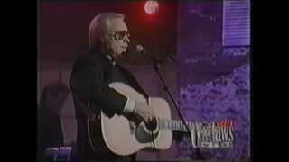 "George Jones ""If Drinking Don't Kill Me"" LIVE"