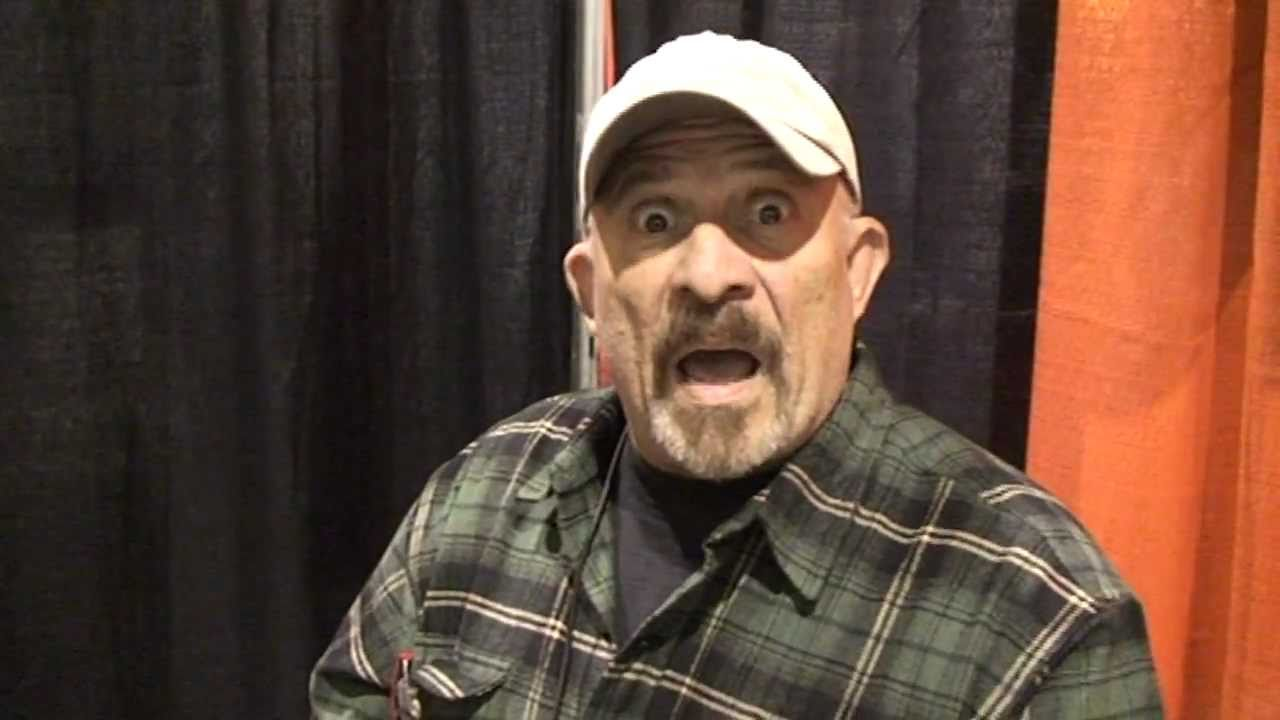 Tom Towles Tom Towles at Rock and Shock