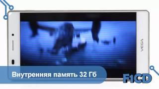 Pantech VEGA IRON IM-A870K: обзор смартфона © F1CD.ru