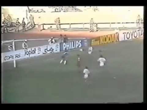 Algeria - Marocco 1-1 (4-3 d.c.r.) - Coppa d'Africa 1988 - finale 3°-4° posto