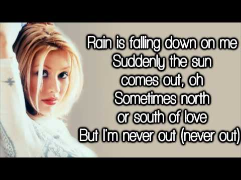 Christina Aguilera - So Emotional (Lyrics) HD