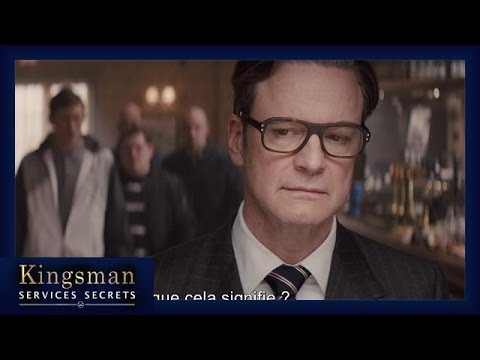 Kingsman : Services Secrets - Bande annonce 2 [Officielle] VOST HD