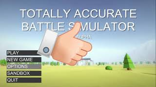 Savaş  Simulator- Totally Accurate Battle Simulator #1