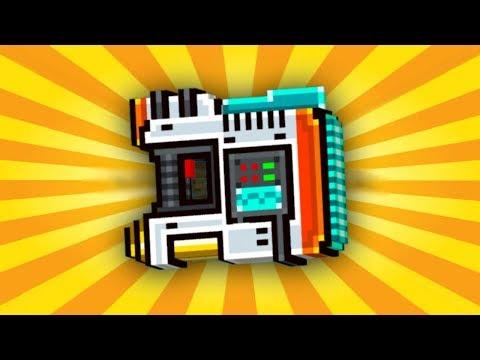 Pixel Gun 3D - Pizza Heater [Review]