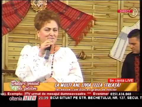 Ionela Streata Bongiu - Calup muzica populara LIVE