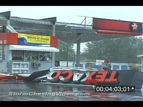 Hurricane Isabel, Beaufort NC - Septerber 18, 2003