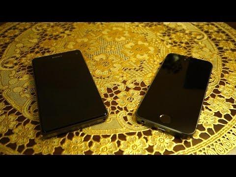 iPhone 5s vs Sony Xperia Z1 Compact - Camera Comparison