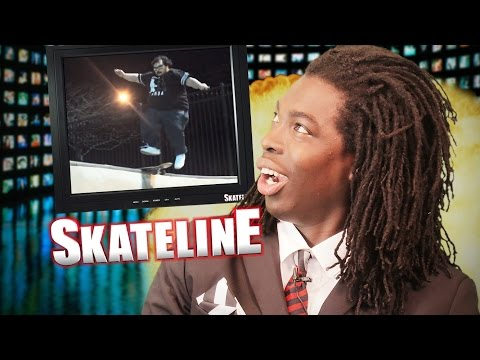SKATELINE - Chris Joslin, Spinal Sack, Austyn Gillette, Cody Mac, Rodrigo TX & More