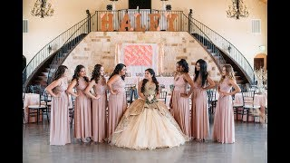 Haley's Quinceañera Highlights || Brownstone Reserve