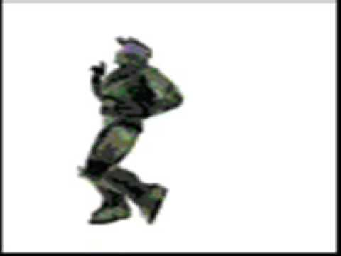 Master Chief Hamster Dance:) video