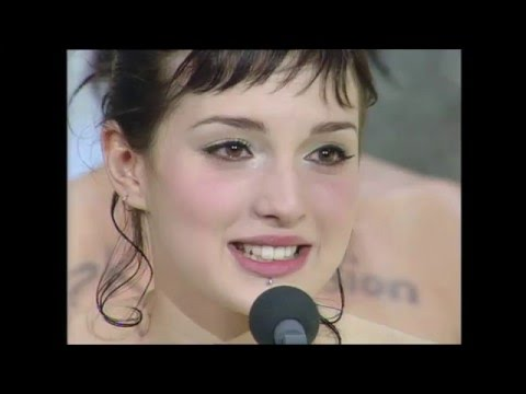 María Valverde gana el Goya a Mejor Actriz Revelación en 2004