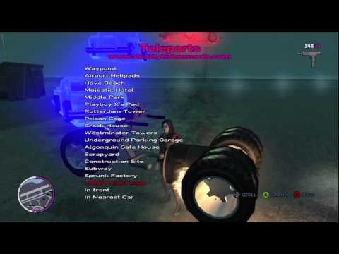 GTA IV- Deadly Fishes Shark Premium 4.0 -ISO Mods- Xbox 360