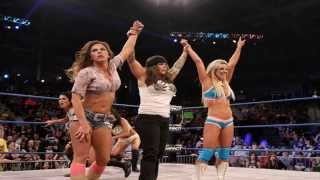 Top 5 WWE Divas in TNA | WWE Women Wrestler in TNA 2015