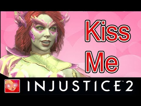 Injustice 2 - All Sexiest Intro Dialogues