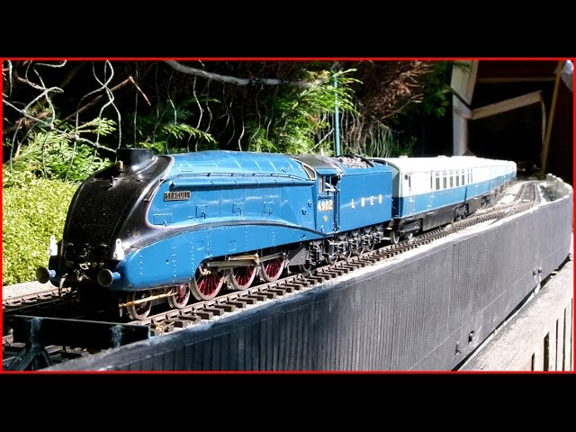 O Gauge Garden Model Railway-West_Riding at Sutterby Junction - HD Update