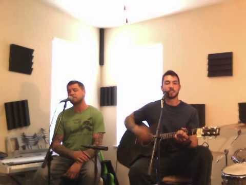 Breaking Benjamin Until The End Acoustic Vocal Guitar Cover video