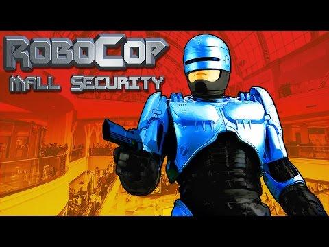 Robocop: Mall Security