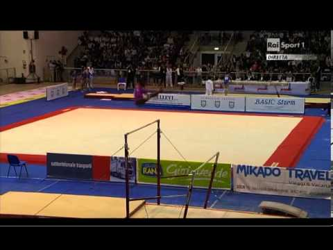 Simone Biles (USA) AA UB 2013 Jesolo - AA