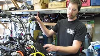 Chris Talks About KTM Turbo Project