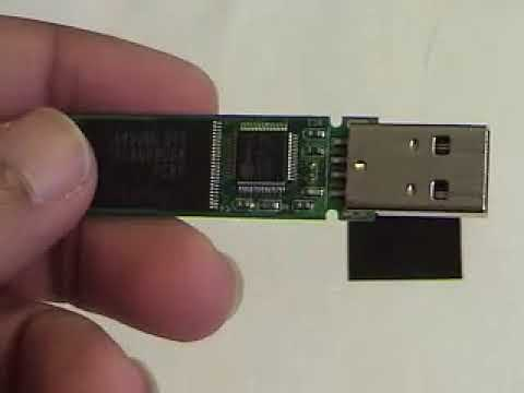 Inside of USB Flash Pen Drive joshua marius lethe online