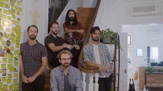 Young the Giant Talks Tour Bus Life at The Patch