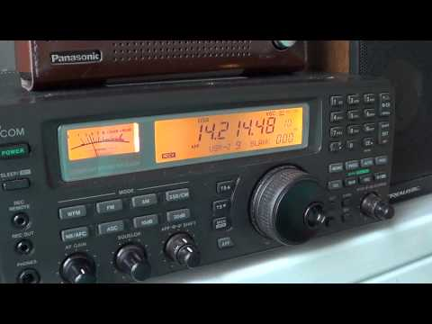 S51CK Slovenia amateur radio station 20 meters